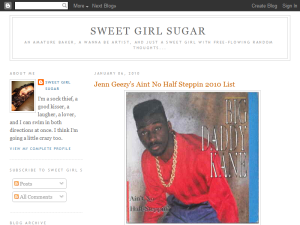 Sweet Girl Sugar Web Domain Authority Directory