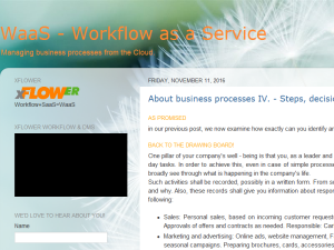 WaaS - Workflow as a Service Web Domain Authority Directory