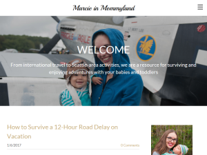 Marcie in Mommyland Web Domain Authority Directory