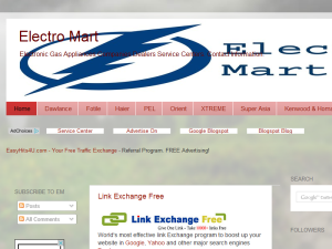 Electro Mart Web Domain Authority Directory