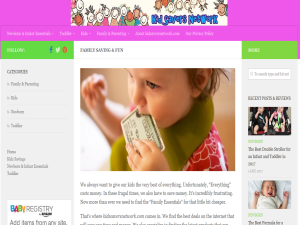 Kidsavers Network Web Domain Authority Directory