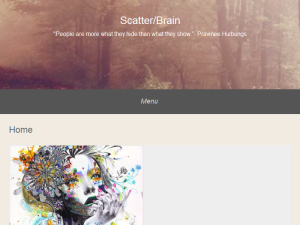 Scatter/Brain Web Domain Authority Directory