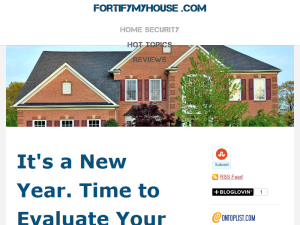 Fortify My House Web Domain Authority Directory