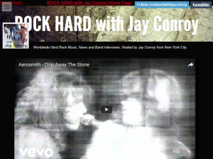 ROCK HARD with Jay Conroy Web Domain Authority Directory