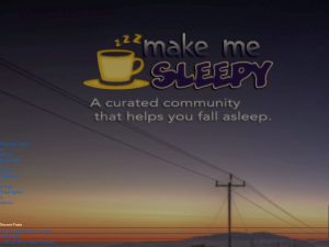 Make Me Sleepy Web Domain Authority Directory