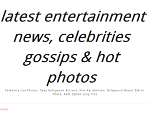 Celebrity Gossips Web Domain Authority Directory