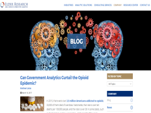 Elder Research Data Science and Predictive Analytics Blog : Web Domain Authority Directory
