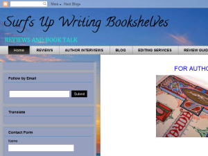Surf's Up Bookshelves Web Domain Authority Directory
