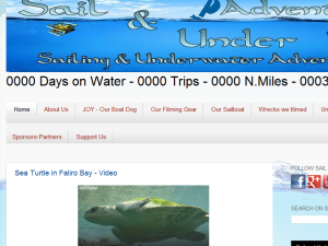 Sail and Under Adventures Web Domain Authority Directory