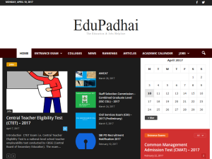 EduPadhai Web Domain Authority Directory