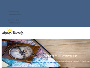 Maros Travels | South African Family Travel and Reviews Web Domain Authority Directory