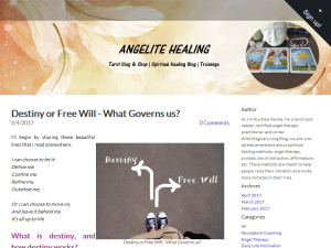 Angelite Healing | Magical Living Blog Web Domain Authority Directory