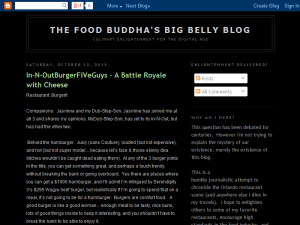 The Food Buddha's Big Belly Blog Web Domain Authority Directory