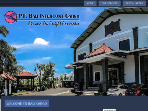 Bali Forwarder - Cargo Articles and Information Web Domain Authority Directory