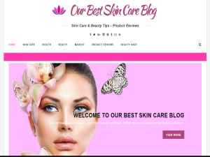 Our Best Skin Care Blog Web Domain Authority Directory
