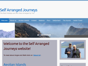 Self Arranged Journeys Web Domain Authority Directory