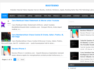 rootekno Web Domain Authority Directory