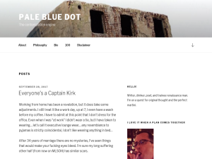 Pale Blue Dot Web Domain Authority Directory