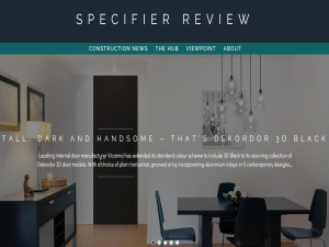 Specifier Review Web Domain Authority Directory