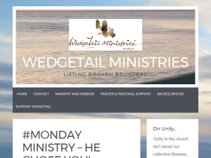 Wedgetail Ministries Web Domain Authority Directory