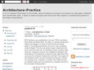 Architecture-Practice Web Domain Authority Directory
