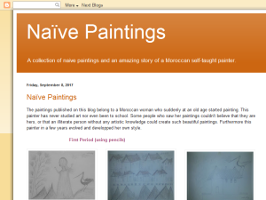 Naive Paintings Web Domain Authority Directory