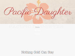 Pacific Daughter