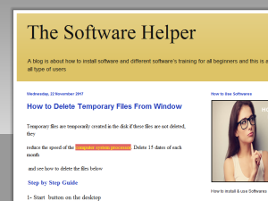 The software Helper Web Domain Authority Directory