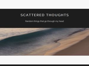 Scattered Thoughts Web Domain Authority Directory