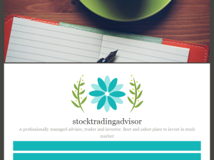 stocktradingadvisor Web Domain Authority Directory