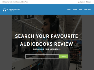 Welcome To Top Audiobook Review Web Domain Authority Directory