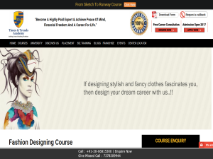 Elements of Fashion designing Web Domain Authority Directory