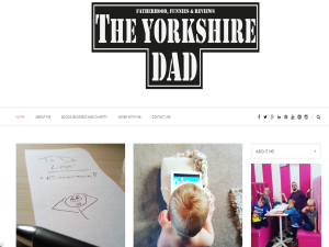 The Yorkshire Dad Blog Web Domain Authority Directory