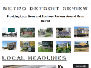 Metro Detroit Review Web Domain Authority Directory