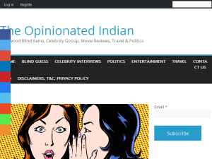 The Opinionated Indian Web Domain Authority Directory