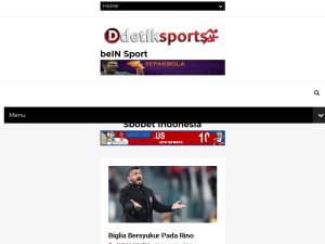 Detik Sports Sepakbola Web Domain Authority Directory