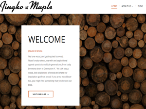 Jingko x Maple Web Domain Authority Directory
