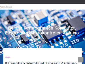 Arduino Programming Tutorial Web Domain Authority Directory