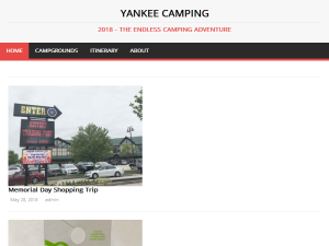 Yankee Camping Web Domain Authority Directory