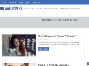 HD Wallpapers Web Domain Authority Directory