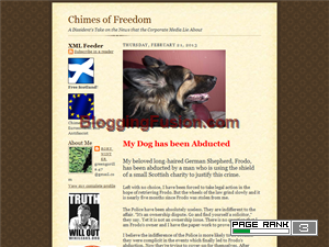 Chimes of Freedom Web Domain Authority Directory
