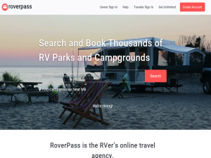 RoverPass Web Domain Authority Directory