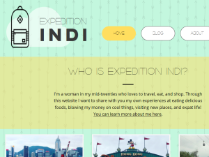 Expedition Indi Web Domain Authority Directory