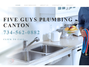 Five Guys Plumbing Canton Web Domain Authority Directory