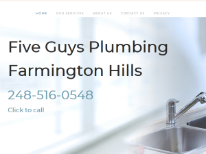Five Guys Plumbing Farmington Hills Web Domain Authority Directory