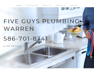 Five Guys Plumbing Warren Web Domain Authority Directory