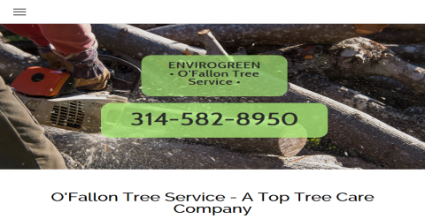 Tree Removal O'Fallon MO Web Domain Authority Directory
