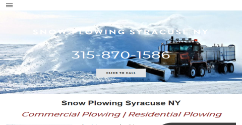 Syracuse Snow Removal Web Domain Authority Directory