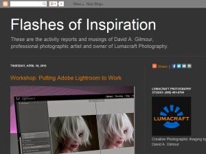 Flashes of Inspiration Web Domain Authority Directory
