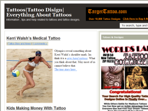 Tattoo-Designs-Tattoo Web Domain Authority Directory